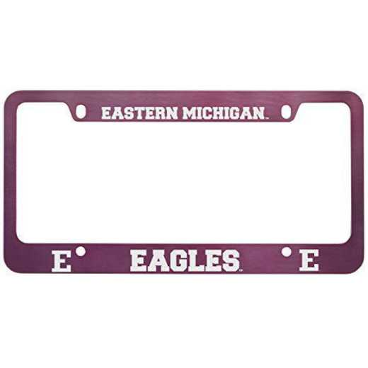 SM-31-PNK-EASTMICH-1-CLC: LXG SM/31 CAR FRAME PINK, Eastern Michigan